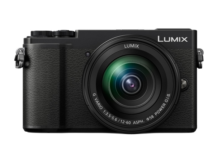 Lumix GX 9 + 12-60 OIS SCHWARZ