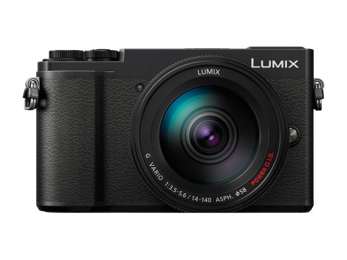 Lumix GX 9 + 14-140 OIS SCHWARZ