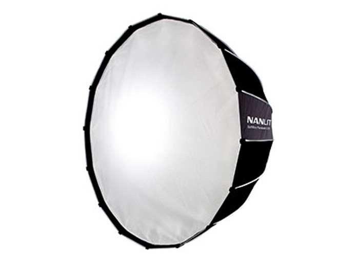Nanlite Easy-up Parabol-Softbox SB-PR-120Q (Forza 300)
