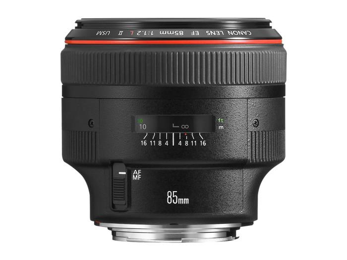 Canon EF 85/1,2 L II USM