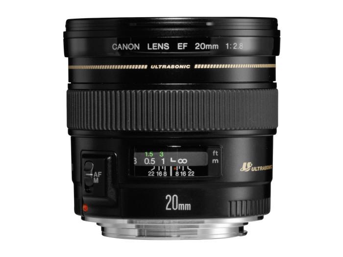 Canon EF 20/2,8 USM