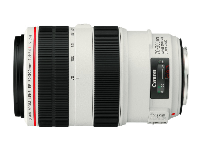 Canon EF 70-300/4,0-5,6 L IS USM