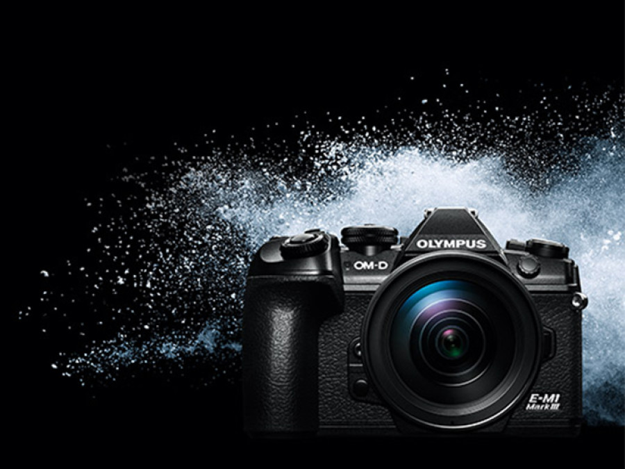 Preview: Olympus OM-D E-M1 Mark III