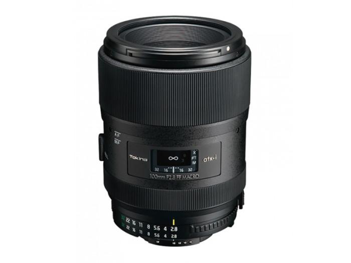 Tokina atx-i 2,8/100 mm Pro Nikon F Objektiv