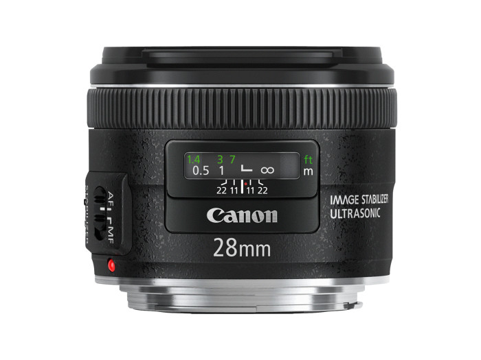 Canon EF 28/2,8 IS USM