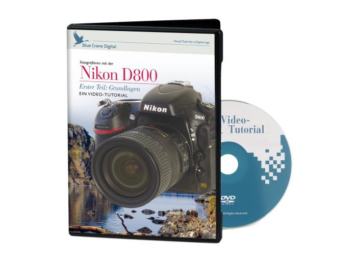 Kaiser Video-Tutorial für Nikon D800