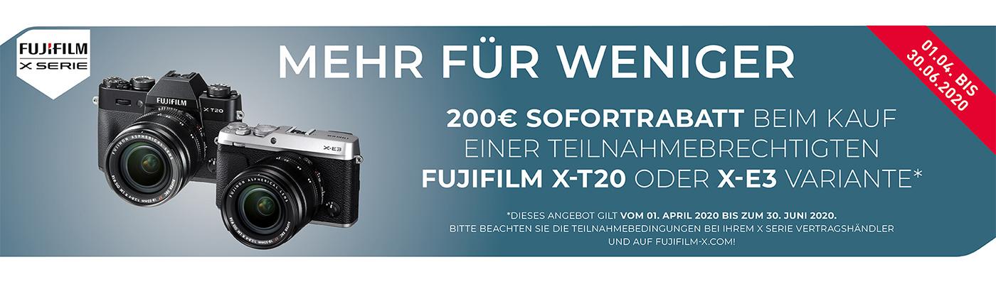 Fujifilm Sofortrabatt