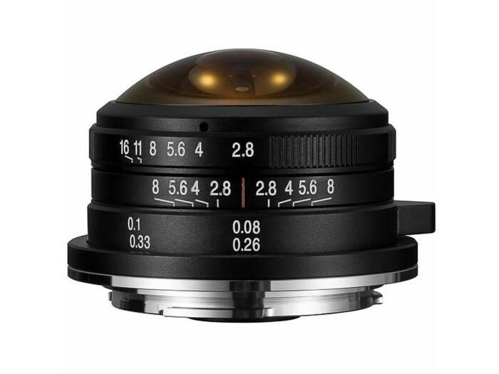 Laowa 4/2.8 MFT Circular Fisheye - MFT