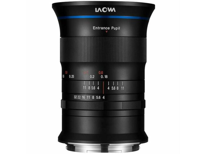 Laowa 17/4 GFX Zero-D Lens - Fuji GFX