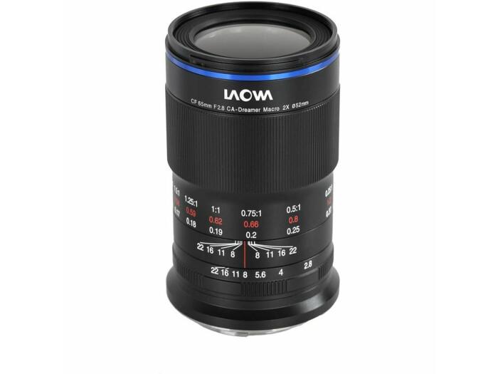 Laowa 65/2.8 2X Ultra-Macro - Canon EOS-M