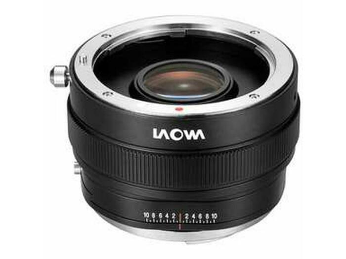 Laowa Magic Shift Konverter - Nikon G zu Sony FE