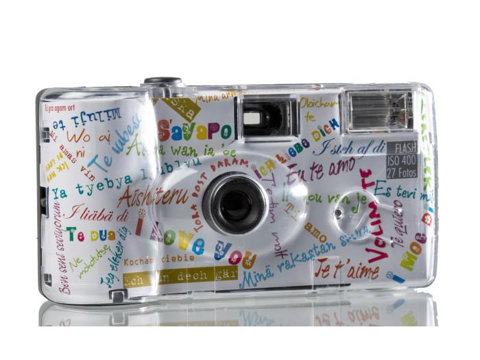 Einwegkameras im Kamera Fotohaus