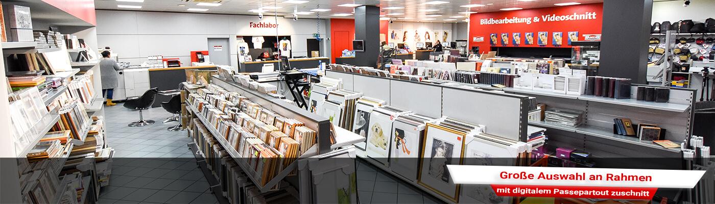 Riesen Auswahl an Rahmen in der Filiale Wiesbaden