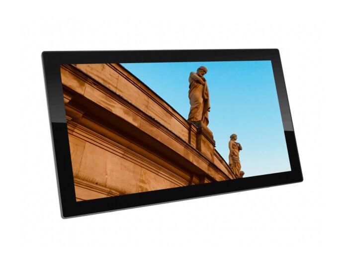 """Braun 18,5"""" Digi Frame 1901 8GB Digitaler Bilderrahmen"""