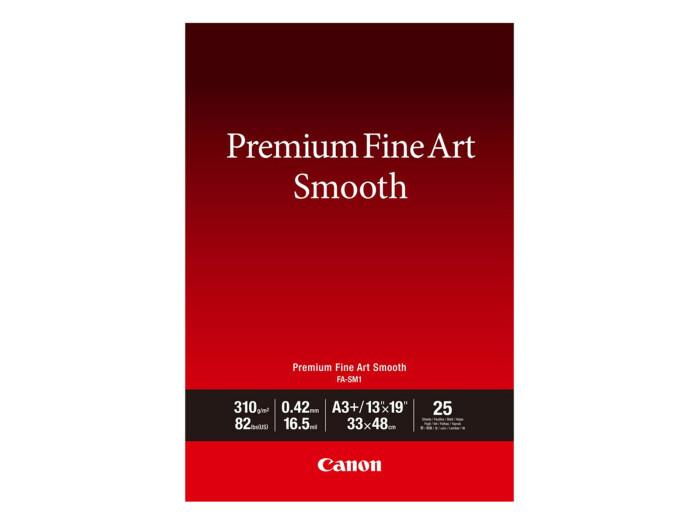 Canon FA-SM 1 Premium FineArt Smooth A3+ 25Blatt 310g/m²