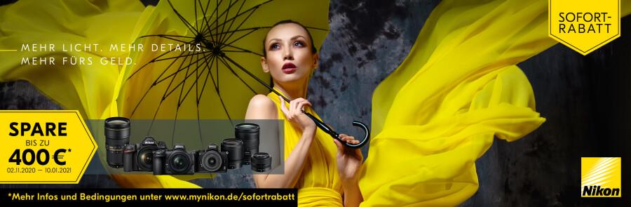 Nikon Winter Cashback 2020