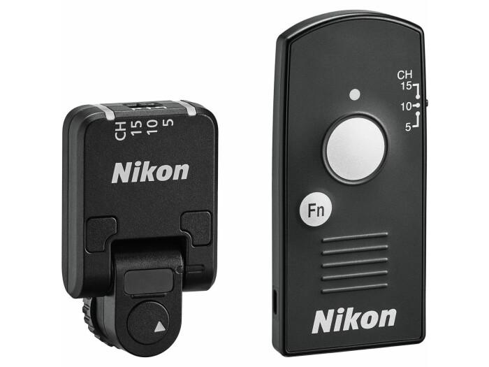 Nikon Funkfernsteuerung Set WR-R11a/T10