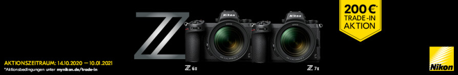 Nikon Z6II + Z7II Einführung