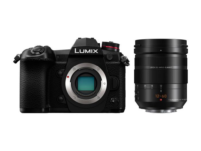 Lumix DC-G9 Leica 12-60/2,8-4,0 OIS