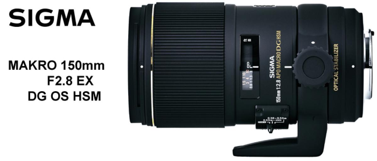 Test: MAKRO 150mm F2.8 EX DG OS HSM