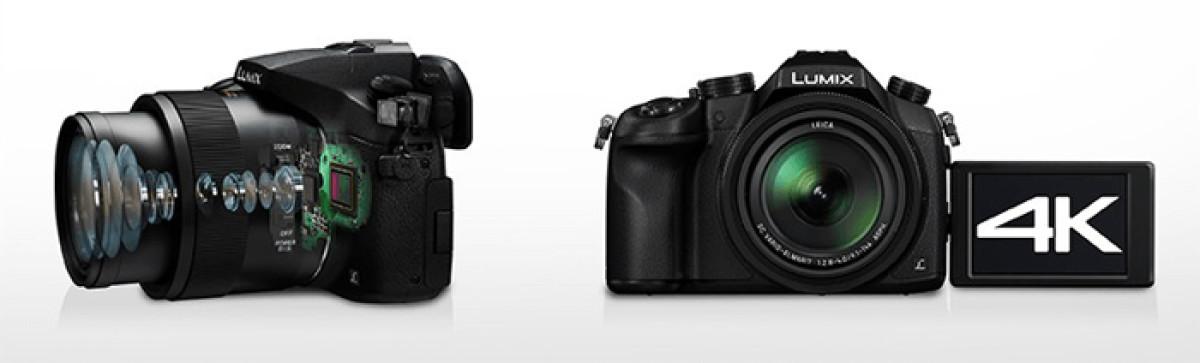 Neues Firmwareupdate für die Panasonic Lumix DMC-FZ1000 auf die Version 2.1