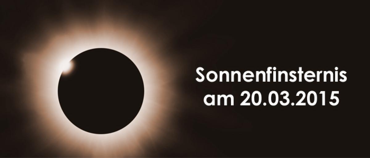 Sonnenfinsternis am 20. März 2015