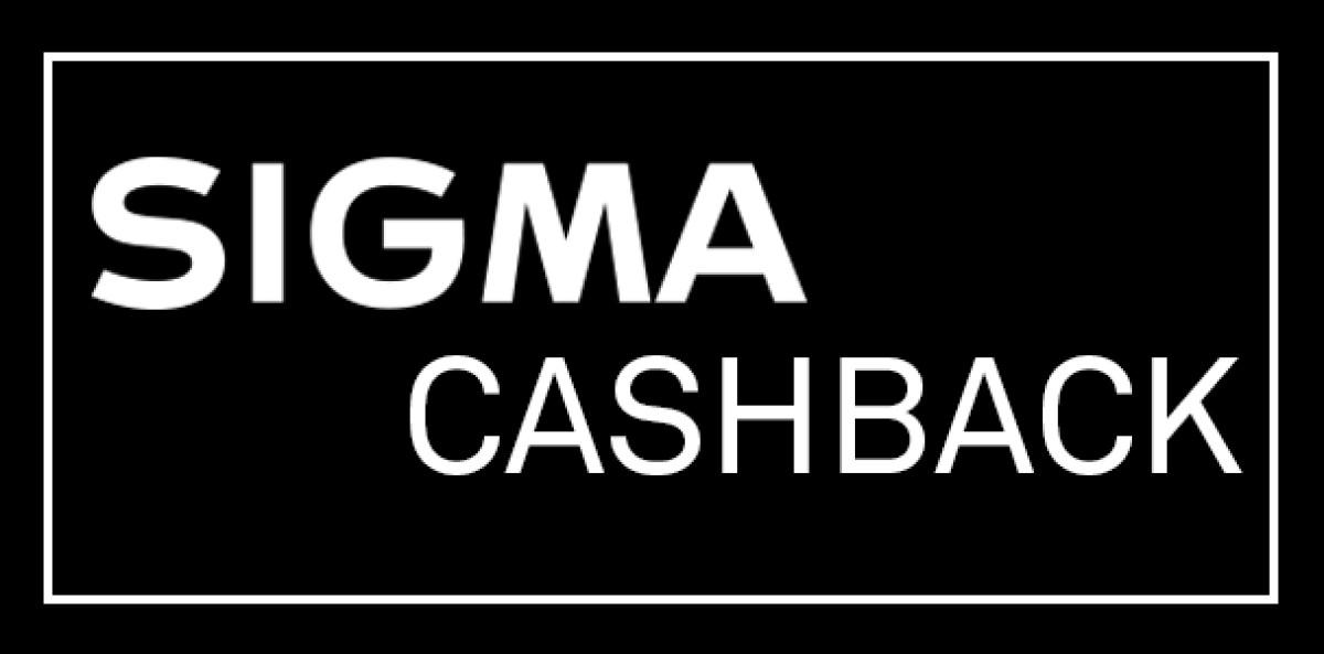 Sigma Cashback (Abgelaufen)