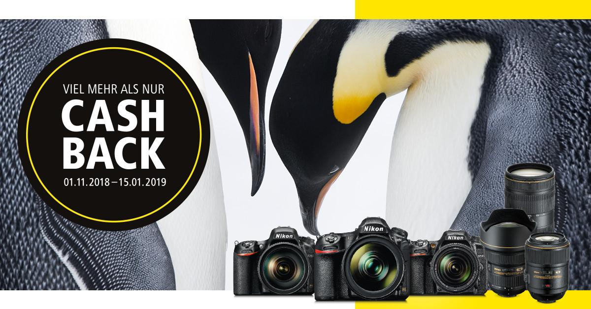 Nikon Winter Cashback (Abgelaufen)