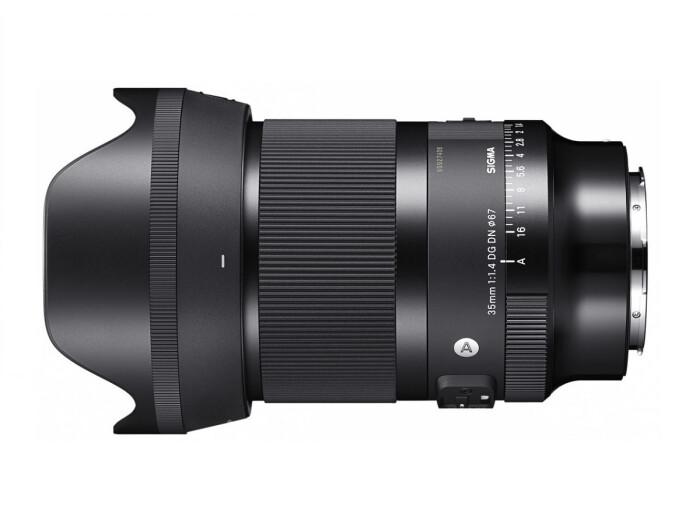 Sigma 35/1,4 DG DN Art Sony-E