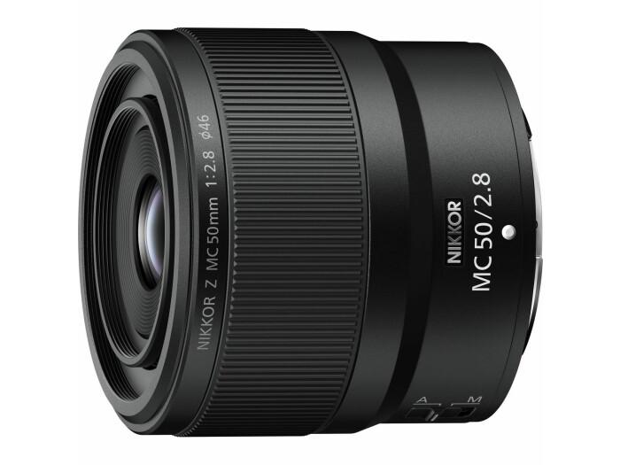 Nikon Z MC Nikkor 50/2,8 VR S