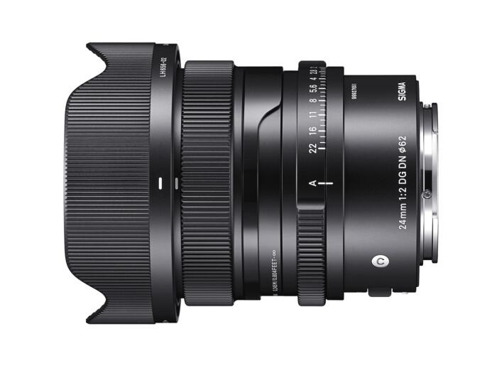 Sigma Contemporary 2,0/24 mm DG DN Sony E-Mount Objektiv