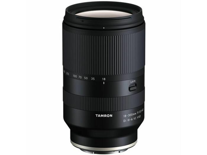 Tamron 18-300/3,5-6,3 Di III-A VC VXD Sony-E
