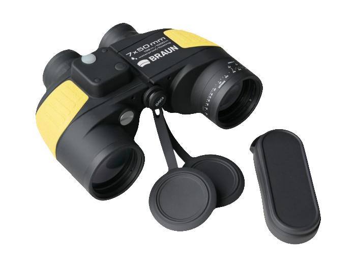 Braun marine fernglas gelb kamera wiesbaden