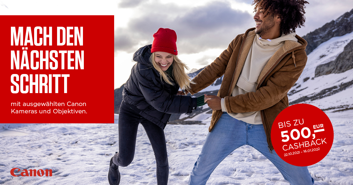 Canon Winter Promotion 2021