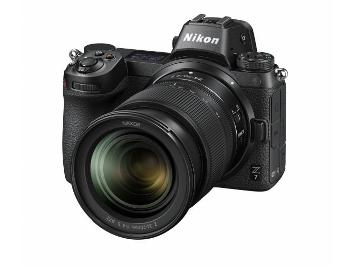 Z7 Kit 24-70/4,0 + FTZ Objektivadapter + 64GB XQD