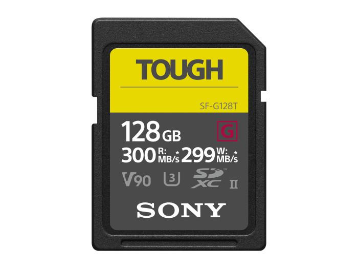 SD PROF UHS-2 XC128GB TOUGH