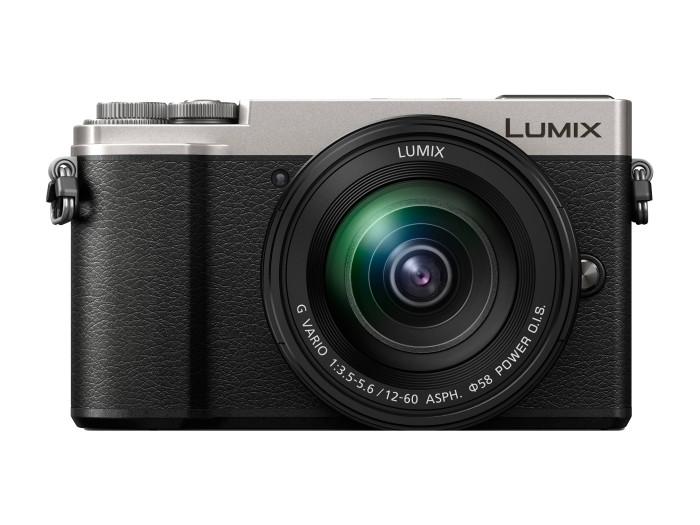 Lumix GX 9 + 12-60 OIS SILBER