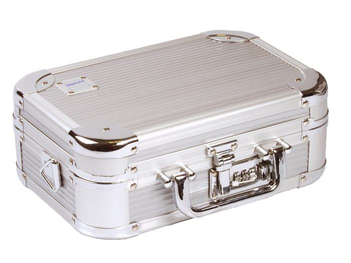 Dörr Koffer Alu Silver 10