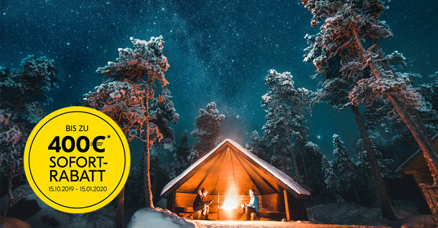 Nikon Winter Sofort Cashback 2019 (Abgelaufen)